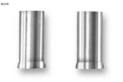 Supersprint Verbindungsrohrsatz für Serien-MSD - Mercedes W164 ML63 AMG V8 ab