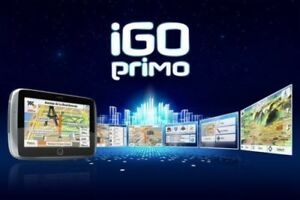 IGO 8 & IGO Primo Map Updates for all Chinese In Dash Car GPS