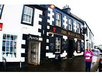 Bar and Restaurant Duty Manager at Coorie-In @ The Black Bull in Cumbernauld Village