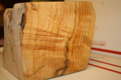Hard maple milled sheets wood strips and carving blocks for your