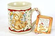 Cherished Teddies Mug