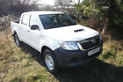 Toyota 4x4 Axel Configuration Commercial Pick-ups