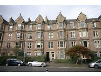 Large and spacious UNFURNISHED 3 bed ground floor flat - Warrender Park Road