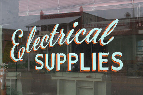 Electrical Contractor Supplies