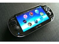 PS VITA with travel case