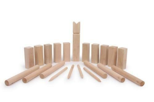 kubb holzspiele g nstig online kaufen bei ebay. Black Bedroom Furniture Sets. Home Design Ideas