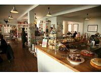 Experienced full time chef required for busy kitchen in award winning Café, Bookshop & Deli