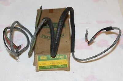 New Old Stock John Deere Am2038t Wire Harness 40 420 430 Rear Light