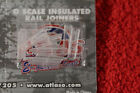 Atlas Two-Rail System O Scale Model Railroad Train Tracks