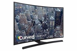 """SAMSUNG 55"""" LED SMART 4K CURVED UHDTV *NEW IN BOX*"""