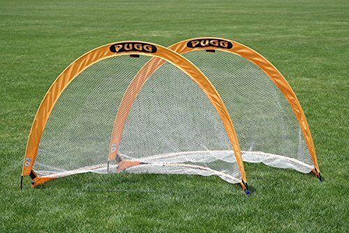 Portable Soccer Net Football Goal Carry Bag Backyard School Training Indoor Gym