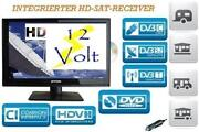 TV 12V Wohnmobil