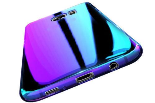 Farbwechsel Handy Hülle PANZERGLAS Case Bumper Schutz Back Cover Brandneu
