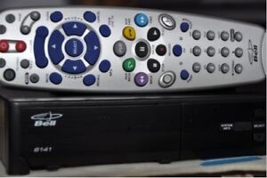 Bell 6141 HD receiver