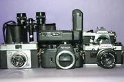 Film Camera Job Lot