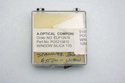 A. Optical Components Window Silica Mirror Lens 17d 7mm 10mm For Scanner 510