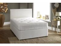 Divan beds with mattress