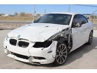 Damaged Salvage Non Runner Engine Fail High end Modern Cars WANTED Audi Bmw Mercedes VW