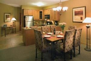 Fairmont BC - Luxury Condo  Xmas Holidays Dec 28/18 to Jan 4/19
