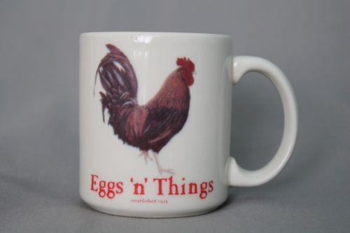 Rooster Coffee Mugs Ebay