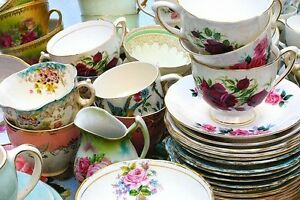 Amazing offering of TEACUPS Collection!