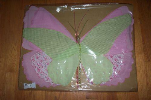 Pottery Barn Butterfly Mobile Ebay