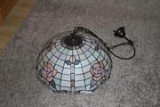 Tiffanylampe Hängelampe