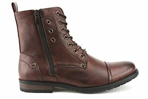 Bonafini Men's D-703 Tall Zippered Boots