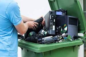 e-Waste Recycling Service -  We pay YOU for your old computers! Dural Hornsby Area Preview
