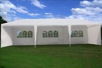 BRAND NEW WEDDING TENT.10X30FT NEVER USED!!!
