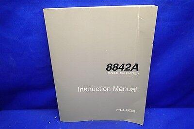 Fluke 8842a Instruction Manual Wschematics