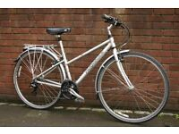 2012 Ridgeback 21-Speed Medium Ladies Hybrid Bike in Perfect Order