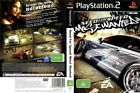 Need for Speed Most Wanted Sony PlayStation 2 Video Games