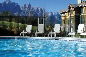 Canmore Sunset Resort 1 bdr with full Kitchen,40%