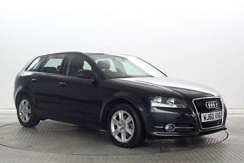 audi a3 sportback 1 6 tdi ebay. Black Bedroom Furniture Sets. Home Design Ideas