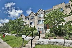 FULLY FURNISHED 2 BEDROOM CONDO TOWNHOUSE - CHURCHILL MEADOWS
