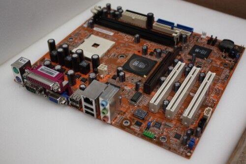 Leadtek WinFast 760M02-GX-6LS Socket 754 SiS 760 AMD Athlon Sempron Motherboard