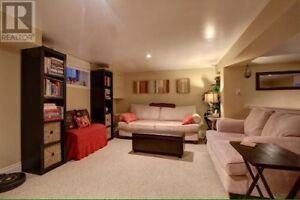 $900/m + utilities: Bright and Spacious 1Bdr Basement Apartment