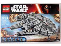 Lego Star Wars Millennium Falcon Set 75105