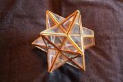 Glass Star Light Shade