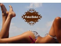 Fake Bake spray tan from £10.00