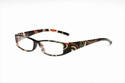 Women's Reading Glasses - 'Rainbow' +3.00 - Free UK (Free Glasses Uk)