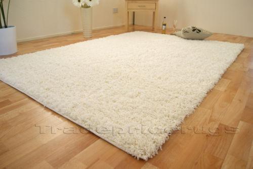 Large White Rug Ebay