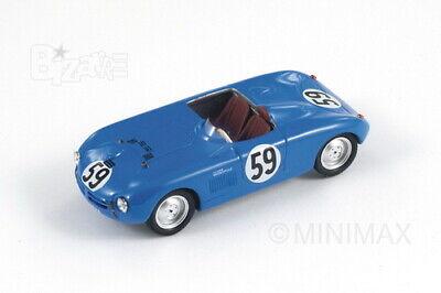 1:43 Panhard X84 n°59 Le Mans 1952 1/43 • BIZARRE BZ468