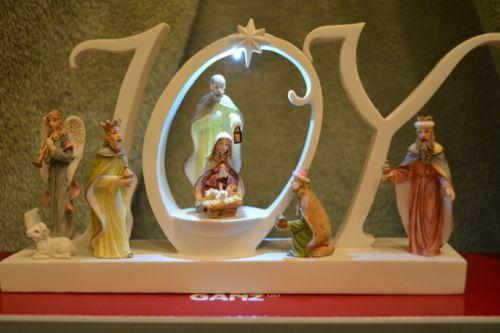 Joy Nativity Ebay