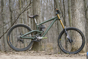 Custom Downhill bike, Scott Gambler, Trade for moto!