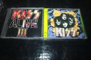 Kiss CD Lot