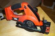 Black and Decker 18V Circular Saw