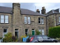 Two bedroom upper unfurnished property in desirable area of Roslin.