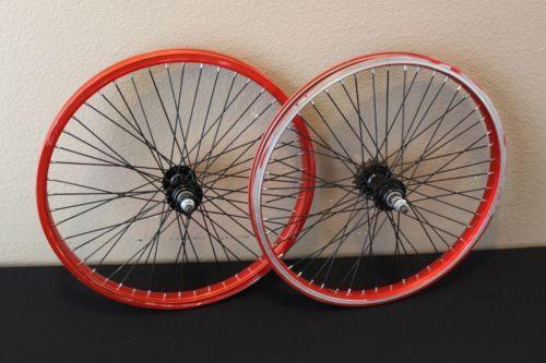 20 Bmx Wheels Ebay